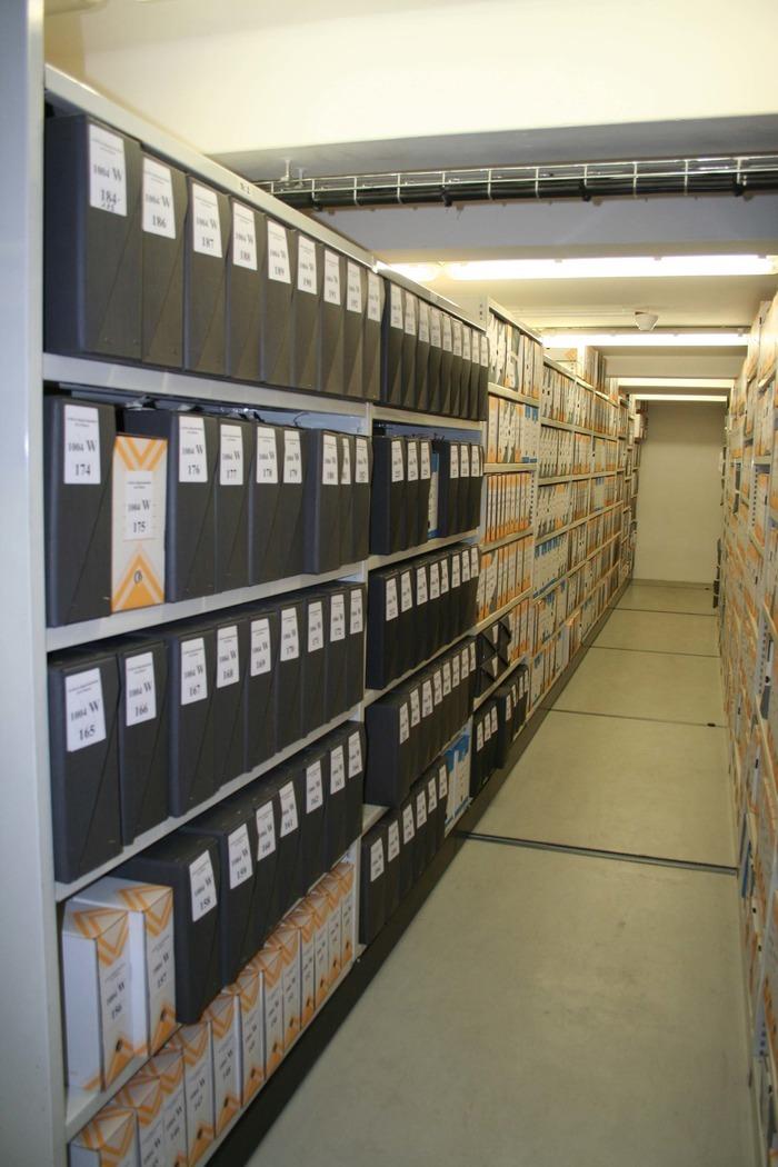 Journées du patrimoine 2019 - Visite guidée des Archives de la Marne
