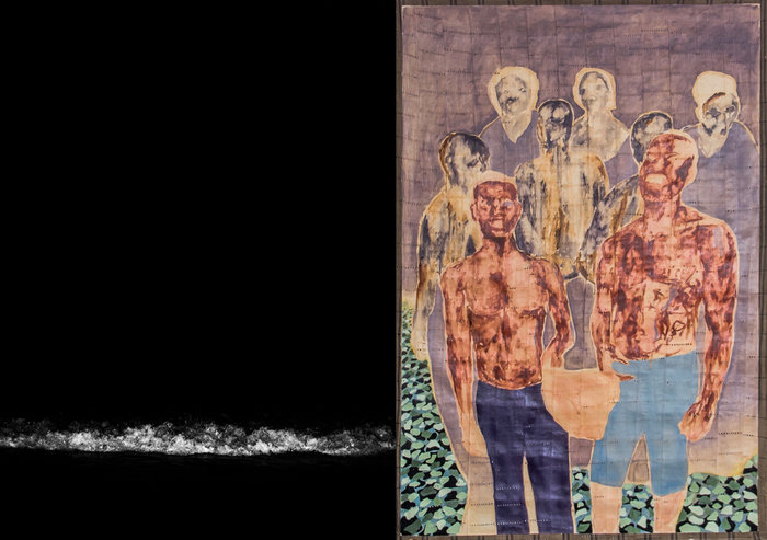 Exposition de Karim Kal et de Nengi Omuku
