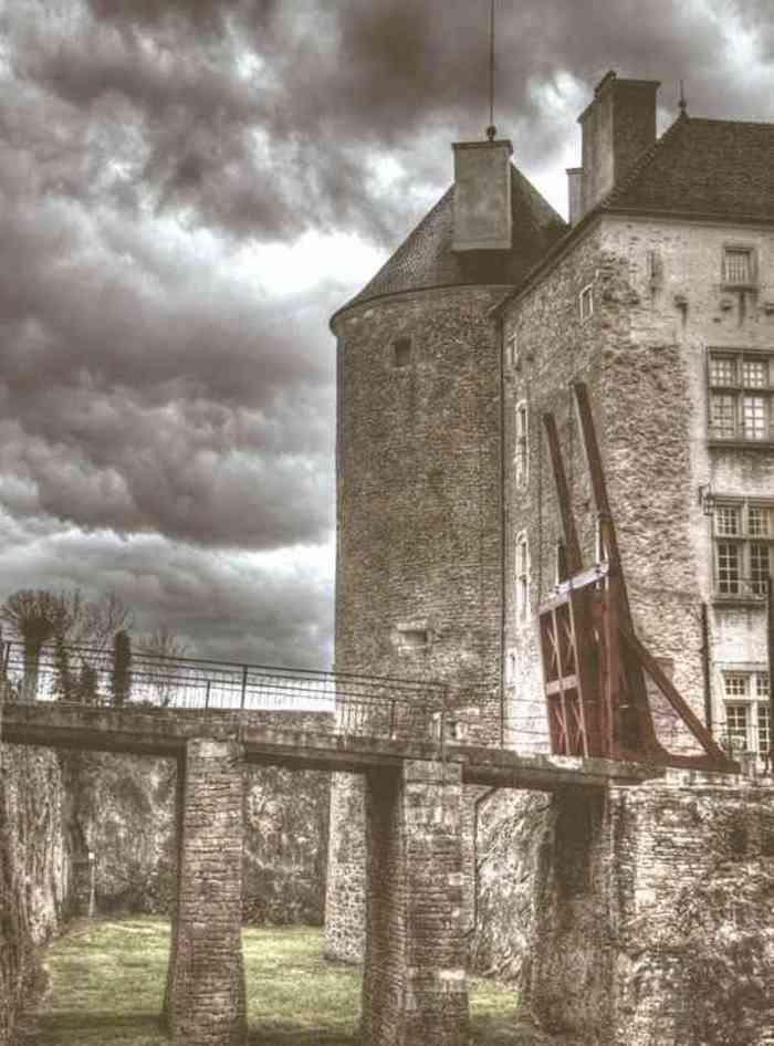Journées du patrimoine 2020 - Visite libre des extérieurs du Château de Ruffey