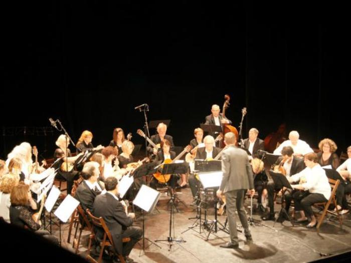 Orchestre de Mandolines et Guitares