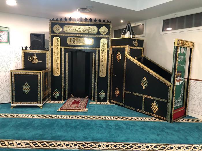 Journées du patrimoine 2019 - Visite guidée de la Mosquée de Bourgoin Hisar Camii