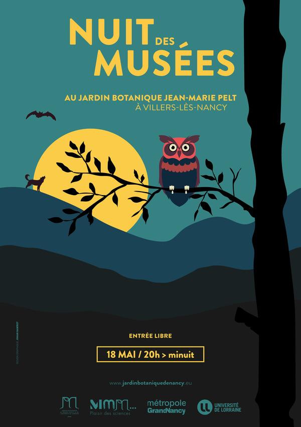 Nuit des musées 2019 -Les Animaux de la Nuit