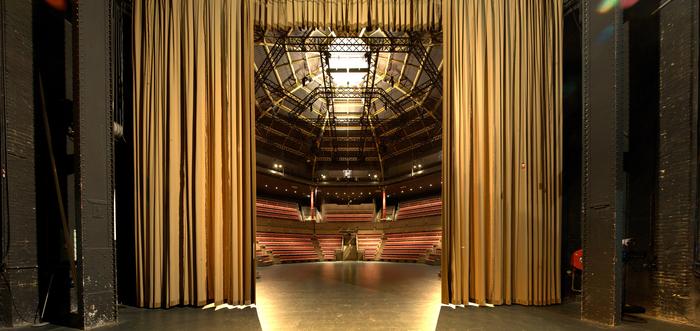 Journées du patrimoine 2020 - Visite guidée du cirque-théâtre d'Elbeuf