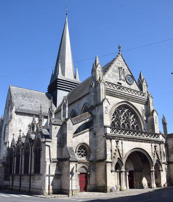 Journées du patrimoine 2020 - Visite guidée de la Basilique Notre-Dame de Liesse