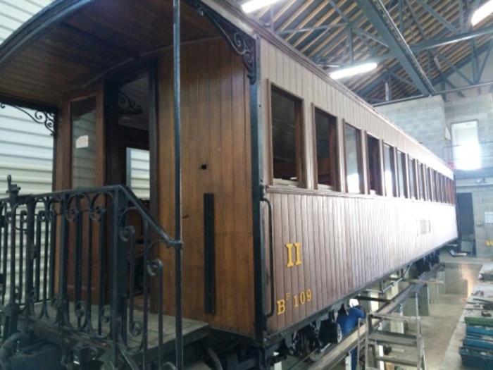 Journées du patrimoine 2019 - Dans l'atelier du Velay-Express