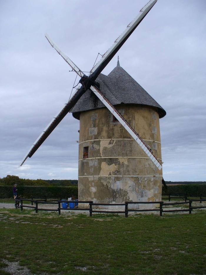 Journées du patrimoine 2020 - Visite guidée du moulin Dautin à Migé
