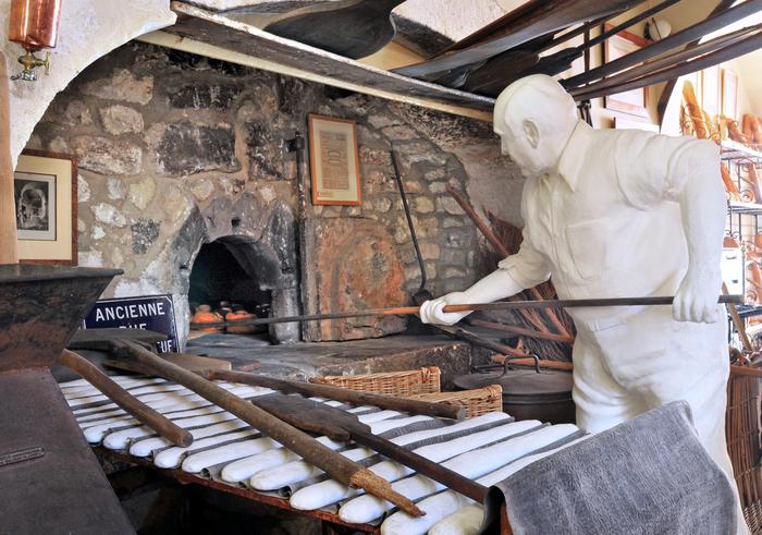 Journées du patrimoine 2019 - Visite commentée et dégustation au Musée de la Boulangerie de Bonnieux