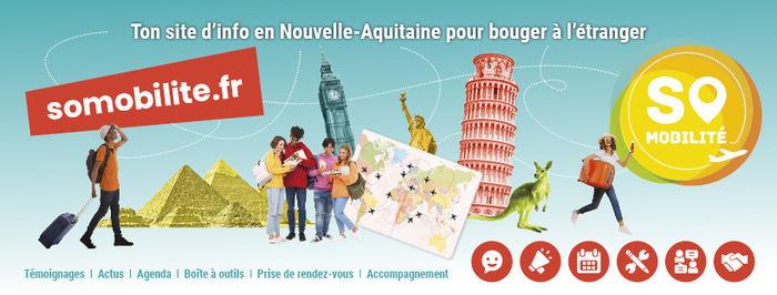 Info Jeunes Nouvelle-Aquitaine propose une nouvelle formation pour les structures souhaitant devenir Opératrices So Mobilité et proposer des entretiens aux jeunes sur la mobilité internationale.