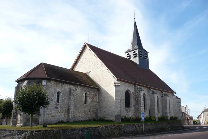 Journées du patrimoine 2019 - Visite libre de l'église Saint-Martin à Bayel