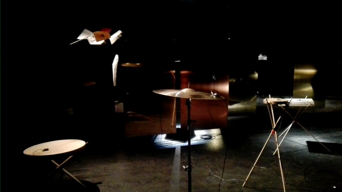 Journées du patrimoine 2020 - Découverte de l'installation sonore et visuelle « Prendre corps » d'Elsa Biston