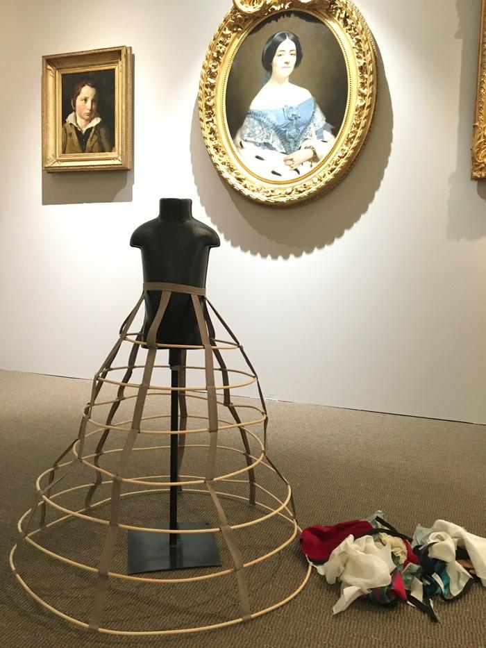 Journées du patrimoine 2019 - Visite commentée sur l'histoire du costume au musée de Tessé