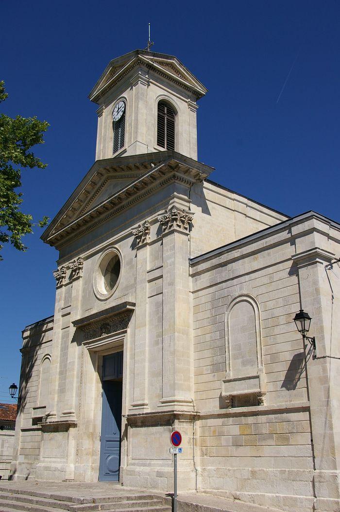 Journées du patrimoine 2020 - Montée au clocher de l'église
