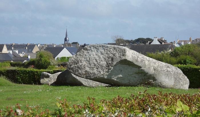 Journées du patrimoine 2020 - Visite commentée de Locmariaquer, entre mégalithe et passé gallo-romain