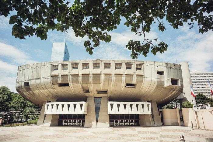 Journées du patrimoine 2019 - Dans les coulisses de l'Auditorium de Lyon : Visites libres & Jeu de piste