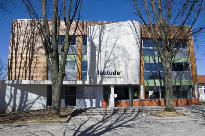Journées du patrimoine 2019 - Visite du bâtiment de Latitude21