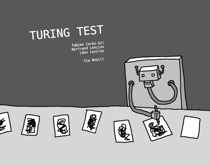 Spectacle Turing Test