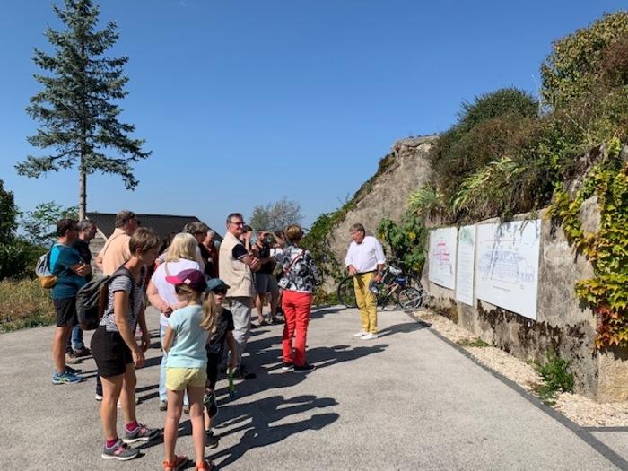 Journées du patrimoine 2020 - Visite du fort enterré de Fontain