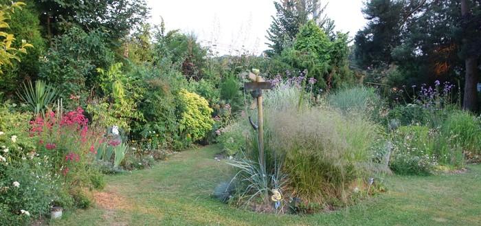 Visite guidée du jardin En Terres d'Arelaune