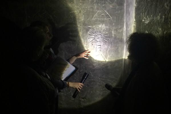 Nuit des musées 2019 -Visite guidée à la lampe torche