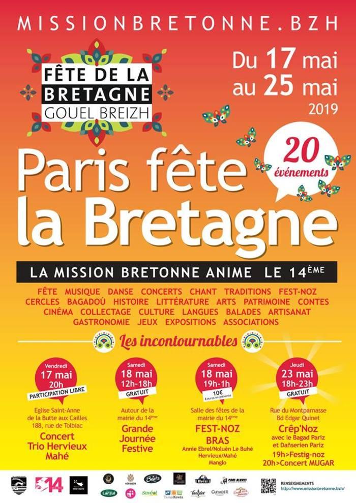 Concert du Trio Hervieux/Mahé