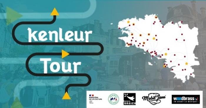 Kenleur Tour - Saint-Armel