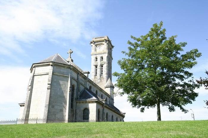 Journées du patrimoine 2020 - L'église Saint-Léger de Ribécourt-la-Tour