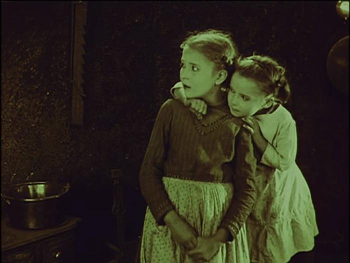 ANNULÉ - Ciné-concert : Visages d'enfants à la Ferme d'en Haut