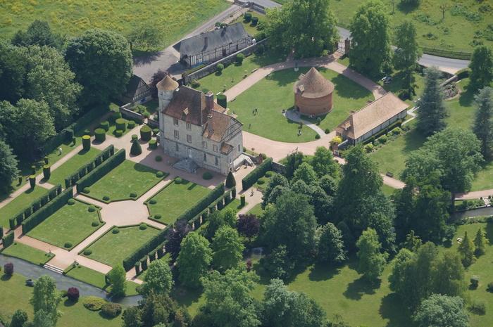 Journées du patrimoine 2020 - Visite guidée du château de Vascœuil