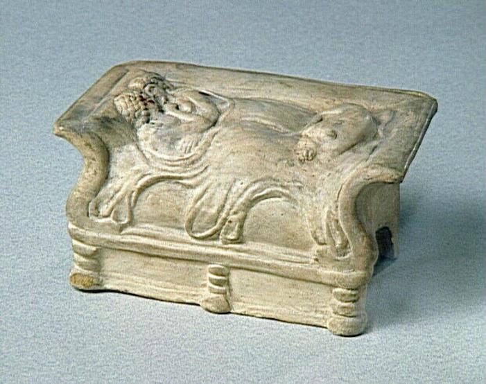 Nuit des musées 2019 -Reconstitution d'un bûcher funéraire antique