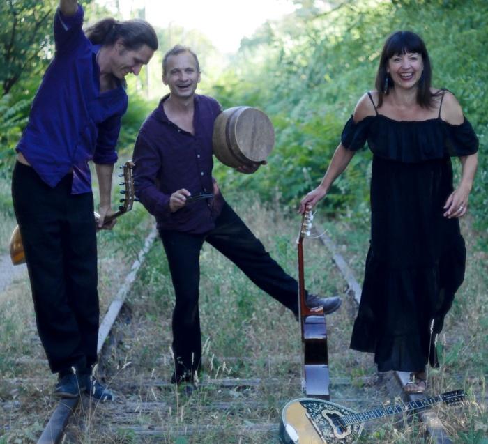 Journées du patrimoine 2019 - Conte musical La Tarasque par la Compagnie La Morena