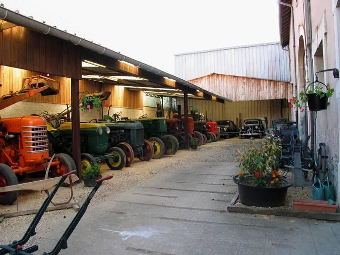 Journées du patrimoine 2020 - Découverte du Musée Agricole et Rural de Vroncourt