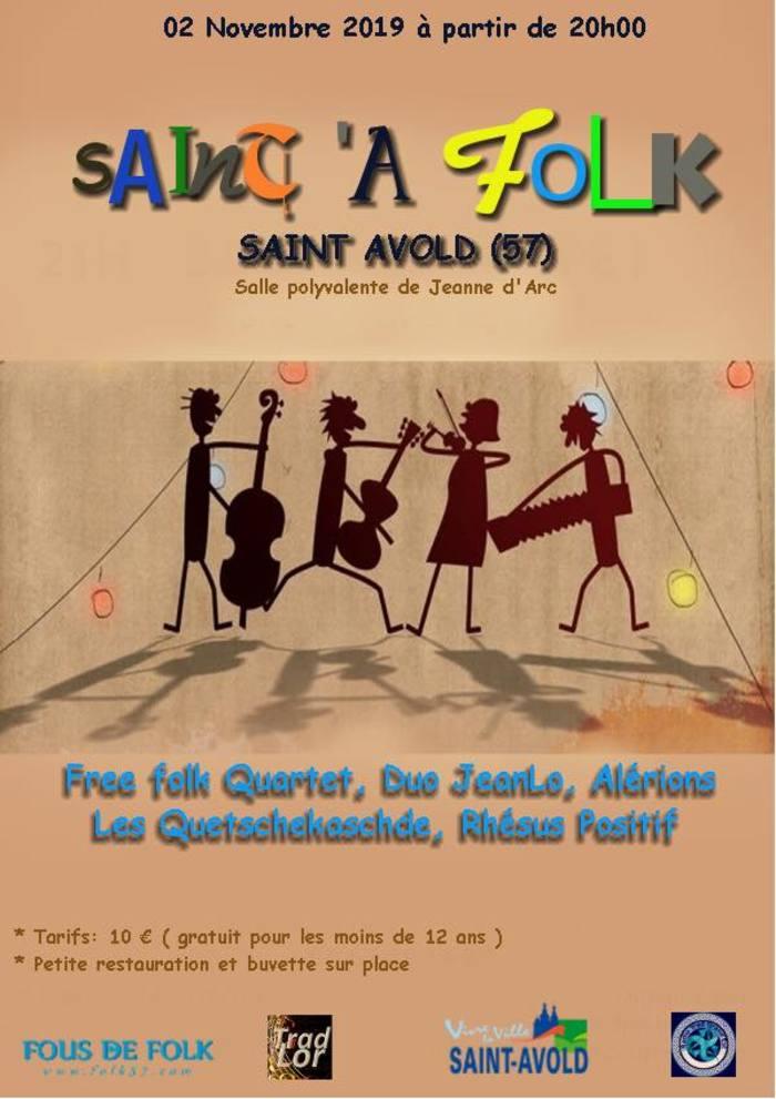 Saint'A Folk 2019