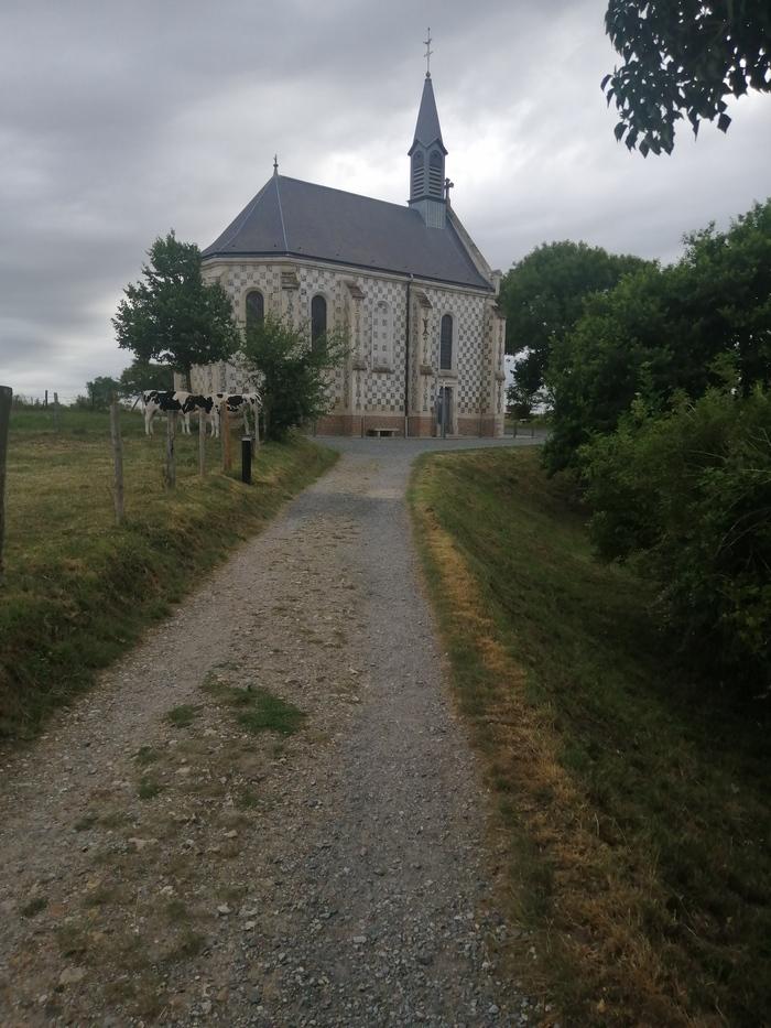 Journées du patrimoine 2020 - Visite guidée patrimoine rural autour de la chapelle Saint-Valery