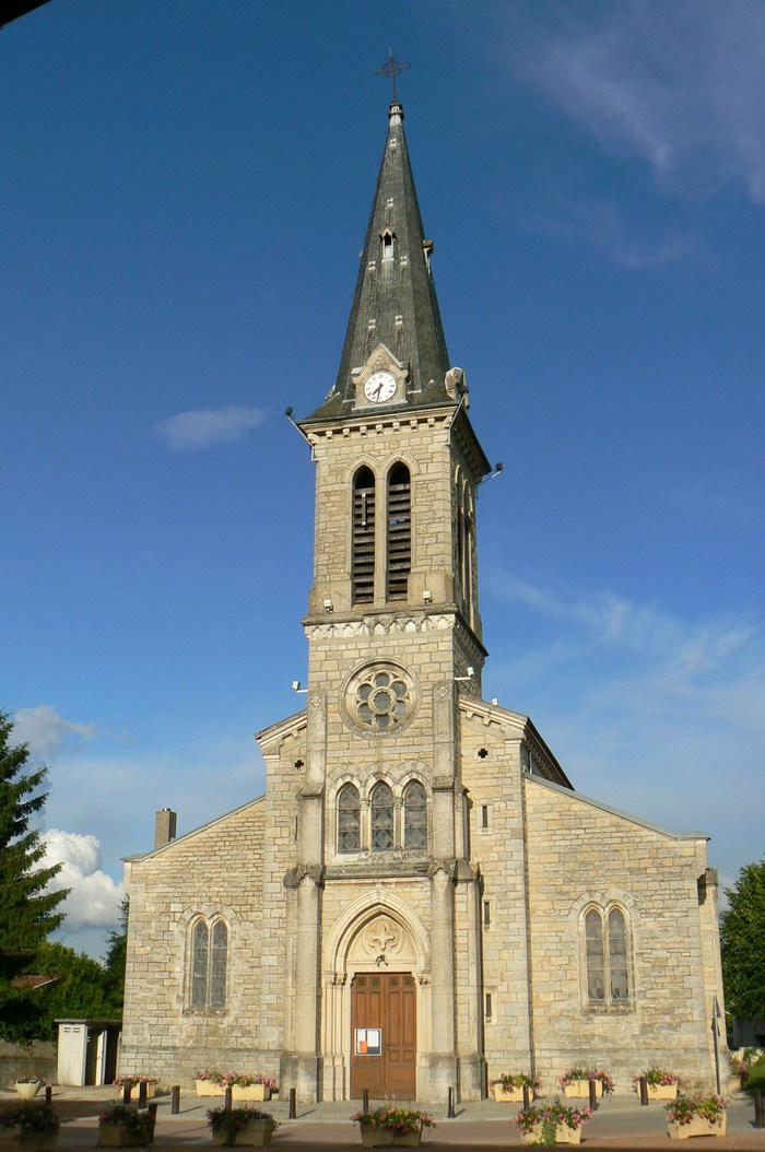 Journées du patrimoine 2020 - Visite de l'Eglise de Béligneux
