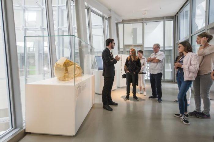 Journées du patrimoine 2019 - Micro-visites architecture