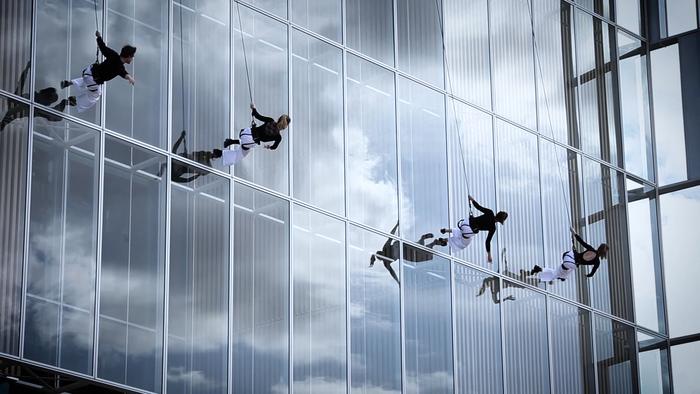 Journées du patrimoine 2020 - Annulé | Ballet Aérien - Tango Nomade