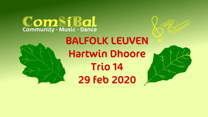 Hartwin Dhoore & Trio14