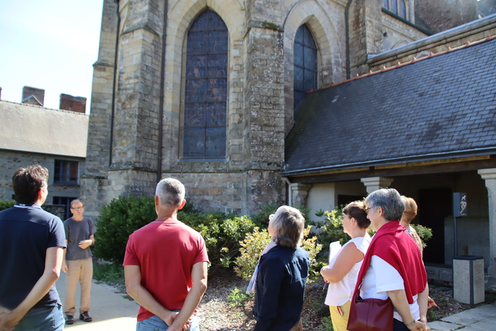 Journées du patrimoine 2020 - Visite du centre-ville historique