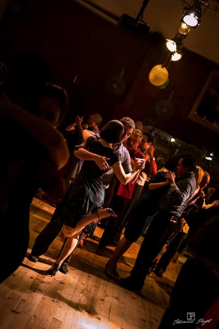 Journées du patrimoine 2019 - Milonga con orquesta (bal tango avec Cuarteto Berretín)