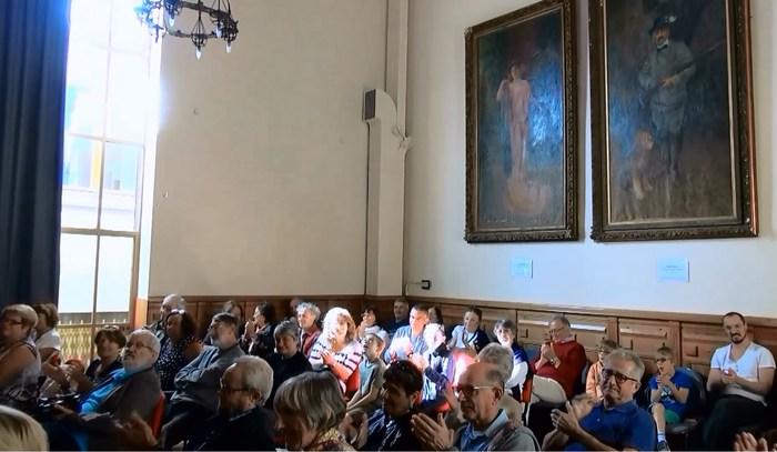 Journées du patrimoine 2020 - Annulé | Concerts lyriques dans le salon de Madame Armieux (salle d'audience du Tribunal)