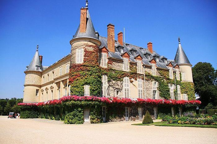 Journées du patrimoine 2020 - Visite guidée du château de Rambouillet et de ses abords