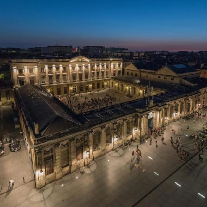 Visite du Palais Rohan – Hôtel de ville de Bordeaux