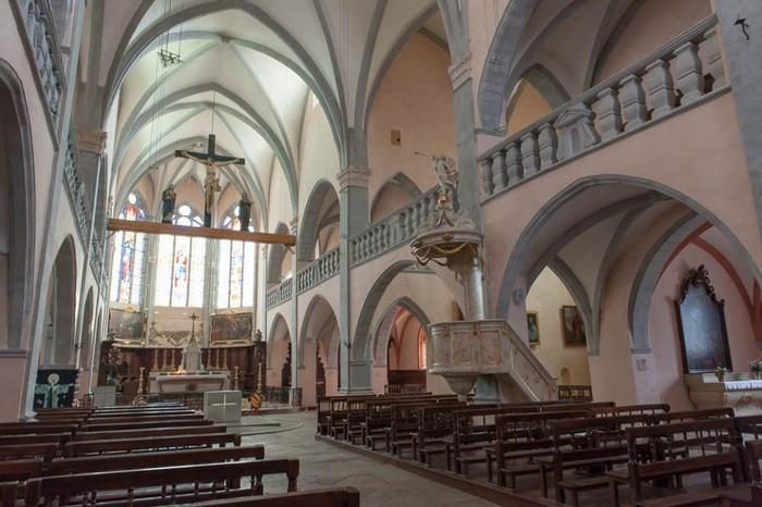 Journées du patrimoine 2019 - Visite guidée de l'église d'Orgelet