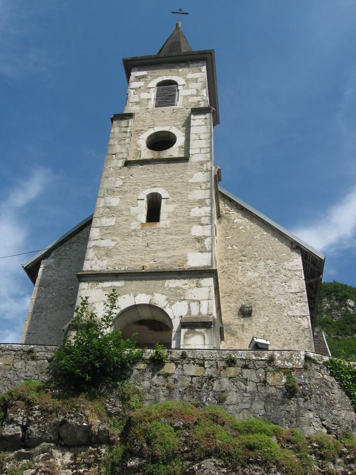 Journées du patrimoine 2019 - Visite libre de l'église Sainte-Apolline