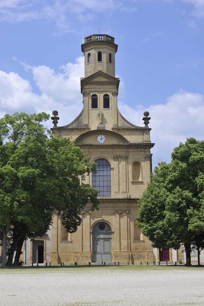 Journées du patrimoine 2019 - Visite libre de l'église Saint-Simon Saint-Jude