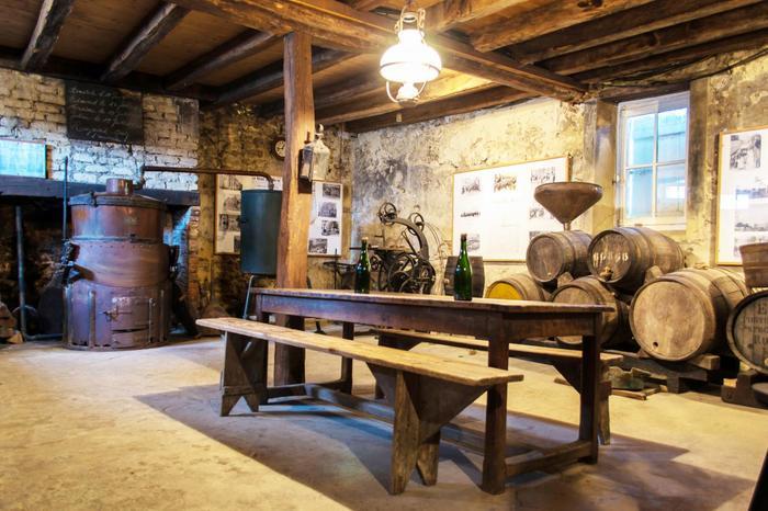 Journées du patrimoine 2020 - Apprendre la distillation au Musée de la Goutte