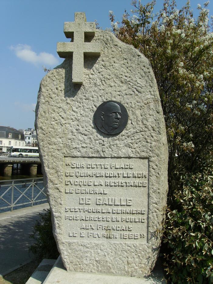 Journées du patrimoine 2019 - La Résistance à Quimper - visite guidée