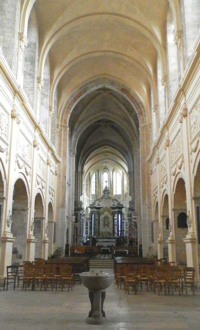 Journées du patrimoine 2020 - Visite Abbatiale Notre Dame