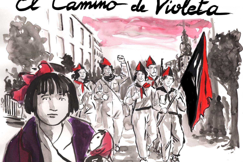 Annulé | El Camino de Violeta