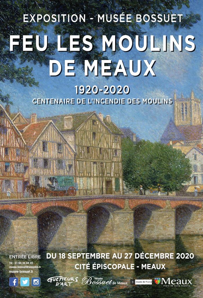 Journées du patrimoine 2020 - Exposition temporaire : Feu les moulins de Meaux 1920-2020